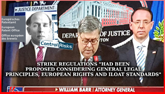 Strike Regulations 'had been proposed considering general legal principles, European rights and ILOAT standards'