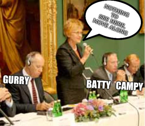 Gurry Batty Campy: Nothing to see here, move along
